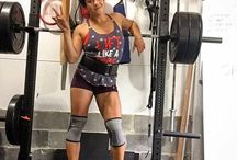 #BarbellBabes Representing Our Gear!