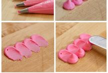 Pretty Sweets Tutorials / by Holly Thomason Carter