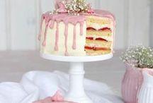 Kuchen, Torten und Kleingebäck