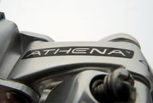 Athena of Grevena / This is used on bicycles with multispeed gears in the front. The machinery is controlled by the bovden gear lever located on the handlebars. The device was made of aluminium and stainless steel.