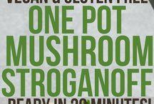 Vegan Food Bowls / Vegan food bowls, brown rice food bowls, healthy food bowls, food bowl recipes.