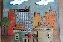 TIM HOLTZ - Cityscape