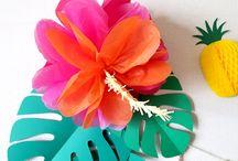 Aloha Hawaii Party Ideas