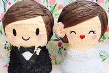 Wedding Piñata!?! Yes please