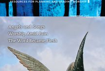 Advent/Christmas / worship resources / by Sara Himm