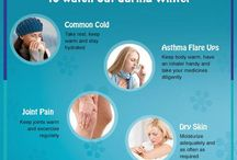 Healthy tips for winter / Simple tips to take care of your health during winters