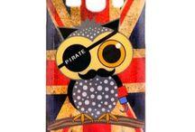 Νέες Owls θήκες Samsung Galaxy S3 / Νέα σχέδια και χρώματα και στις όπως πάντα ακαταμάχητες τιμές μας Αποστολή σε όλη την Ελλάδα με Courier και Αντικαταβολή