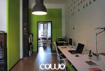 Coworking Milano Maciachini by Rete Cowo® / Spazio Coworking a Milano, zona Maciachini, affiliato a Rete Cowo® - Coworking Network. Info: http://coworkingproject.com