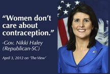 The GOP's War On Women / by MoveOn.org