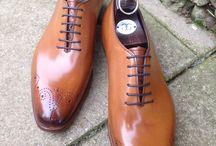 Hide Mark formal shoes