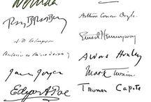 autograph & manuscript
