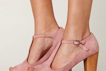 Shoes, Suede