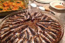 fish   balık    meat köfteler