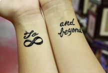 Tattoo's <3