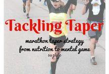 Half Marathon / Half marathon training, half marathon workouts, running, running tips, half marathon tips
