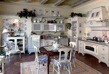 Cuisine style provencal (four...)