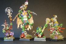 Miniatures - Orcs & Orks