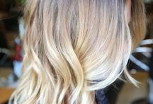 Blonde hair ◇
