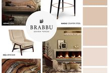Color Trends 2017 - Amazing Moodboards