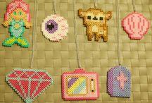 Hama Mini Perler beads