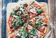 Pizza - mood board