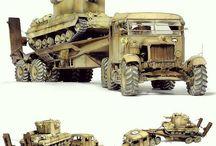 WW2 Allied Armour