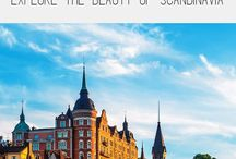 Travel Sweden / #travel #inspiration all over #Sweden #citytrips #roadtrips #sightseeing and more