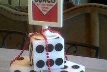 Bunco & table decorations / by Elaine Didelot