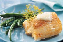 Seafood Recipes / For ppl who eat GF and don't like fish unless it's fried  / by Tim Amanda Gary