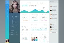 ui—dashboard / by Michal Csanaky