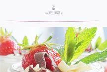 Leckeres aus Erdbeeren