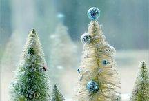 Inspired By: Bottlebrush trees