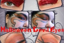 EYE have done / These are eyes and or face looks that I have done. / by Firestarter Cosmetics