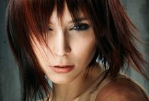 Hair color / by Shirley Cole-Georgeson