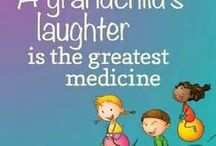 Grandchild / Grandmother