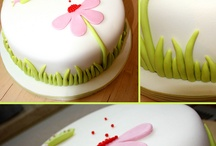 One-Tier Cake Ideas
