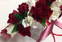 Bouquet ... / ブライダル用で作成したブーケなど…