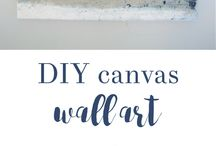 Paint Projects & Crafts / Projects, crafts, and DIY projects that all have one thing in common...paint!