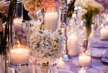 Velas para bodas (inspiración) / Inspiración de velas para bodas