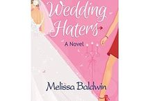Wedding Haters- Event to Remember Series Book #2 / Chick Lit, Rom Com!!! The 2nd book in the Event to Remember Series. Your favorite characters are back including the very dashing Ace Eckelund and a few new characters who you will love to hate! http://www.amazon.com/Wedding-Haters-Event-Remember-Book-ebook/dp/B00UB46T2S/ref=tmm_kin_swatch_0?_encoding=UTF8&sr=8-1&qid=1427482078