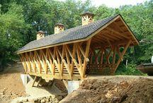 Covered bridges Wisconsin