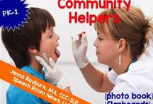 Theme Therapy: Community Helpers