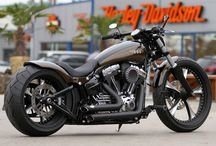 Harley's / Harley Davidson