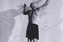 Pablo Picasso (1881-1973) / Picasso, one of the most famous and influential artists of the 20th century.