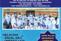 Travel Haji & Umroh - CAHAYA KAABAH