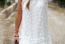 summer dresses / dresses perfect for sunny days!