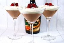 dessert med alkohol
