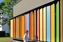SCHOOL OUTDOOR DESIGN