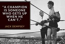 Sports Quotes / Inspirational, short and funny Sports Quotes and Sayings about life and passion, working hard and winning. Good motivational sports quotes on all sports. - http://www.goodmorningquote.com/sports-quotes/
