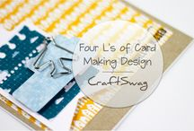 New! from CraftSwag / by Tyra Babington